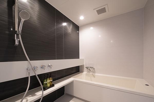 客室内浴室一例