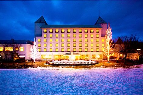 神鍋温泉ブルーリッジホテル