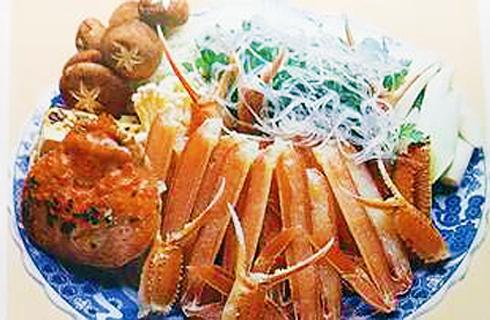カニチリ鍋(ロイヤルプラン)