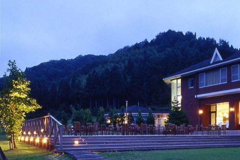 宙の森ホテル花郷里