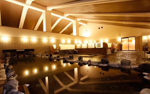 スキージャム勝山「ささゆり」大浴場