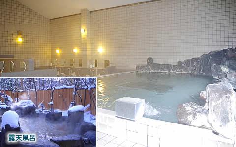 大浴場、露天風呂